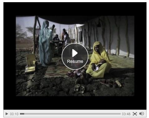 The race to help refugees in South Sudan – video